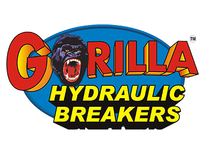 Modern Pumps is a distributor of Gorilla Hydraulic Breakers in New-Brunswick
